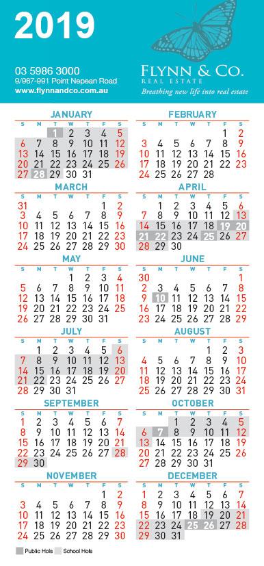 Fridge Calendar Special