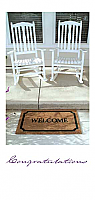 WH02 - Welcome Mat