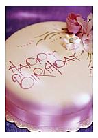 BC13 - Birthday Cake